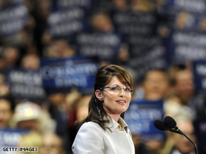 Palin addressed the RNC Wednesday.