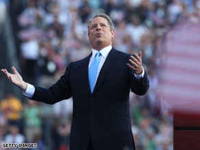 Gore isn&#039;t heading back to the executive branch in an Obama administration.