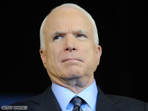 McCain has launched the 'Palin Truth Squad' to dispel rumors about her.