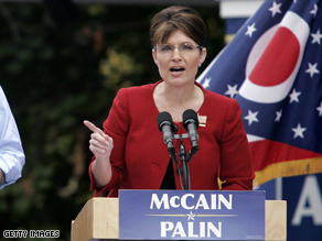 Palin stands firm on her claim to declining the &#039;Bridge to Nowhere&#039;.