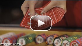 Watch CNN's Eunice Yoon on China's gambling habits