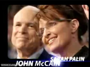 Sen. McCain and Gov. Palin are featured in an Alabama Republican&#039;s new ad.
