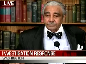Rangel is not resigning.