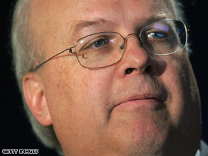 Karl Rove is offering unsolicited campaign advice to Obama .