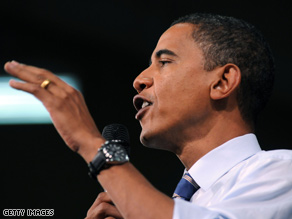 Obama and his camp aimed tough talk at McCain Saturday.