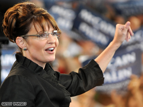 Palin fired her public safety commissioner and is now under investigation.