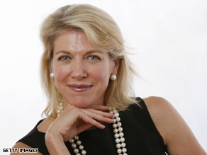 Lynn Forester de Rothschild was a strong supporter of Clinton's White House bid.