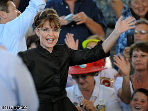  Palin&#039;s personal e-mail was reportedly hacked Wednesday.