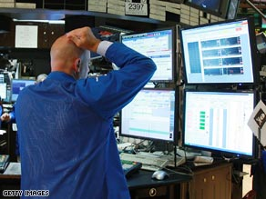 The wild fluctuations on Wall Street left many traders scratching their heads this past week.