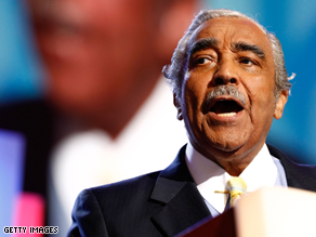 Rangel is facing criticism over calling Sarah Palin 'disabled.'