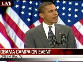 Watch Obama&#039;s campaign event on CNN.com/live.