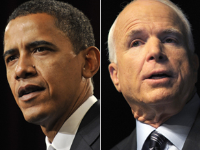 McCain and Obama will square off Friday night.
