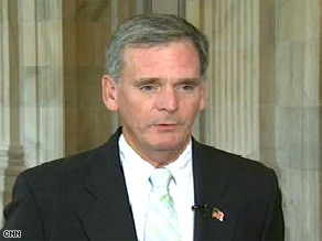 Sen. Judd Gregg said he expects an agreement by Sunday.