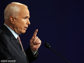 Obama said McCain is proposing $300 billion in tax cuts, but is he?.
