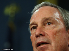 Mayor Bloomberg is asking city council to change term limits.