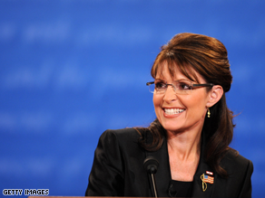 Palin says an Obama comment was reckless.