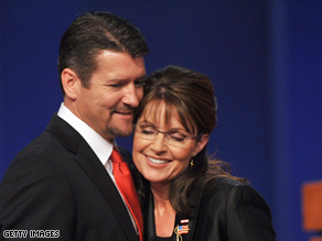 McCain-Palin campaign released Sarah and Todd Palin's tax returns.