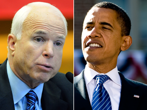 Sens. McCain and Obama released statements on the job loss report Friday.