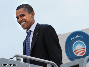 A new national poll suggests Barack Obama is taking the lead.