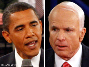 CNN Contributor David Gergen gives McCain a 'B' and Obama a 'B+'