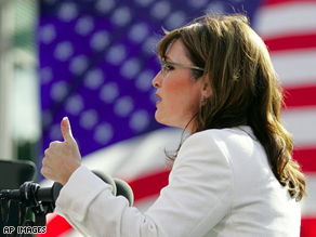 Gov. Sarah Palin in Florida today