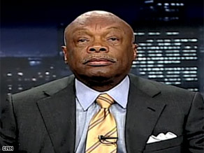 Willie Brown said Tuesday that race may cost Obama 4 or 5 percentage points in certain states.