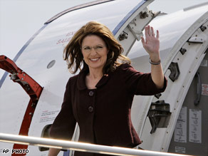 Palin will head to Indiana at the end of the week.