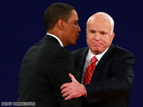 Martin: Obama is setting up McCain for a knockout blow.
