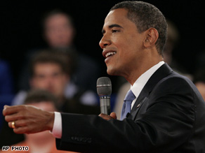 Obama does not want his supporters to get too comfortable with his recent lead in the polls.
