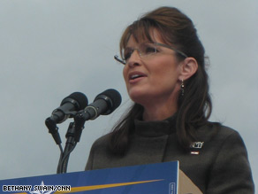 Palin is now demanding that Obama disclose all communication between his campaign and ACORN.