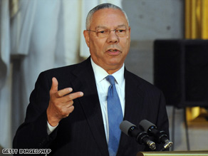 Colin Powell might finally announce which candidate he supports on NBC's Meet the Press this weekend.