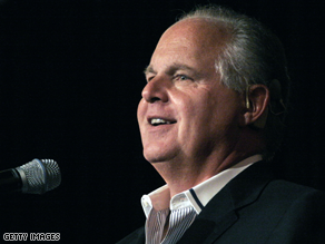Limbaugh called Obama's selection of Clinton 'a brilliant stroke.'