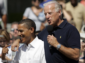 Barack Obama said Biden has engaged &#039;in rhetorical flourishes&#039;.