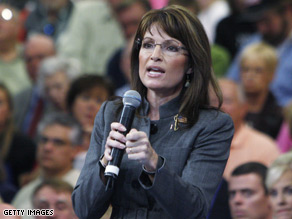 Gov. Palin told James Dobson that God will do 'the right thing' on election day.