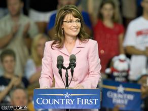 What if John McCain had not picked Sarah Palin to be his running mate?