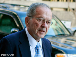 Senator Ted Stevens has been convicted on seven counts of fraud.