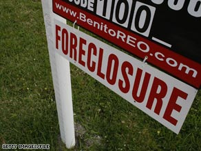 A caller from Florida reached out to CNN's voter hotline about voting when a home is in foreclosure.