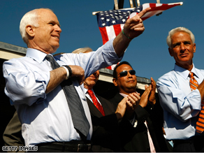 How can McCain win undecided voters?