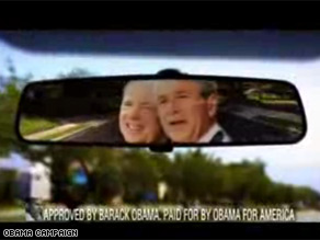 The Obama-Biden campaign released two new ads Thursday.