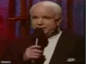 McCain last appeared on Saturday Night Live in 2002.
