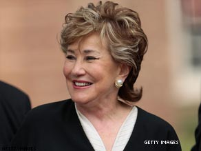 Dole's chances of holding onto her Senate seat look precarious.