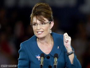 Is Palin hurting the GOP ticket's chances?