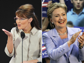 Clinton v. Palin 2012?