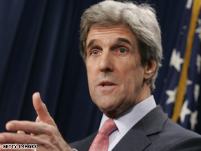  Sen. John Kerry (D-MA).