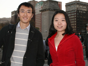 Yiqi Wang and Liuliu Pan