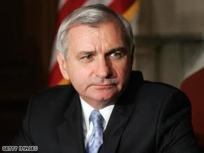 Jack Reed keeps his senate seat.