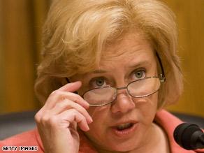 Sen. Mary Landrieu (D-LA).