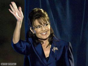 Palin says she's unsure what's in her political future.