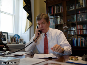 House Minority Whip Roy Blunt said Obama appears 'much better prepared' than President Clinton had been.