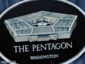 An office in the Pentagon has been established for Obama staffers.